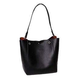 Sacs fourre-tout simples en Ligne-Sacs de mode épaule Femmes Sacs à main en cuir PU Sac ordinaire Mesdames épaule étanche sacs en toile de femmes Totes # 3424