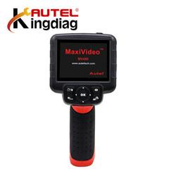 Canada Caméra d'inspection de la tête de l'imageur numérique de diamètre 8,5 mm / 5,5 mm Autel MV 400 Maxivideo MV400 originale DHL Free Ship Offre