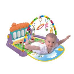 Canada FBIL-Baby Tapis D'activité Pour Le Développement Précoce Tapis D'Activité Avec Clavier Pour Piano Jouets Pour Bébés Jouets Pour Bébés Tapis Pour Enfants Gymnase Éducatif Offre