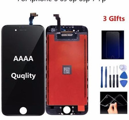 Wholesale para la pantalla LCD y el reemplazo del ensamblaje de la reparación del digitalizador táctil para la pantalla LCD del iPhone para la pantalla S