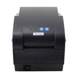XP-365B 20 ~ 80mm Imprimante de code à barres thermique, autocollant imprimable + Imprimante de reçus ? partir de fabricateur