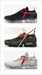 Dämpfe fliegen 2.0 II stricken FK 2.0 Herren Schuhe aus dem Westen VPM Designer Freizeitschuhe schwarz weiß lässig atmungsaktiv Turnschuhe Größe US 5.5-11 von Fabrikanten