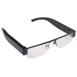 hd caricabatterie Sconti H.264 Occhiali da sole DVR Con obiettivo CMOS da 5 megapixel Scatta foto con il camcorder fotografico