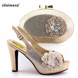 Discount high heels clutch bags - Royal Wedding Clutch Bag Match Nigerian Women  Shoes and Bag c33d1a63f833