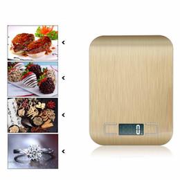Lcd rétro-éclairage en Ligne-Balance de cuisine numérique multifonction pour balance de cuisine LCD, acier inoxydable, 11 lb, 5 kg