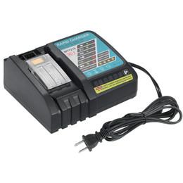 быстрые батареи Скидка 6.5 A быстрое литий-ионное зарядное устройство для 14.4 V-18V Makita электроинструменты замена батареи для электрических отверток электроинструмент аксессуары
