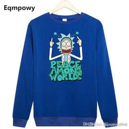 Argentina Venta caliente de Descuento de Alta Calidad Diseño Moti Carter Suéteres de Cuello Redondo y Suéter Sudaderas Europeo y Americano Clásico 007 cheap sweatshirt discount Suministro