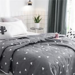 2019 розовый коричневый покрывало 2018 летнее одеяло 140*190 170*190 190*220 домашний текстиль подходит для детей Дети взрослых одеяло одеяло постельные принадлежности груза падения
