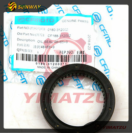 series engines Coupons - YIMATZU ATV UTV PARTS MC CLUTCH OIL SEAL 35*42*4 FOR CFMOTO CF188 196S ENGINE CF500 X6 U6 Z6 SERIES