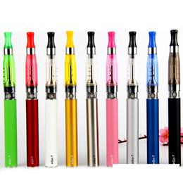 montage mécanique mod Promotion eGo CE4 Starter Kit Cigarette électronique Kit 650mah 900mah 1100mah Ce4 Réservoir Batterie blister EGO-T Clearomizer Vape Kit E-cigarette