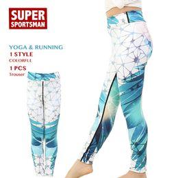 2019 mädchen sportswear sets Kinder laufen yoga hosen kinder fitness athletic sport leggings mädchen gym hohe taille strumpfhosen trainingshose sportbekleidung kleidung # 790650 rabatt mädchen sportswear sets