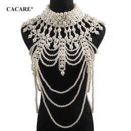 maxi perlenkette Rabatt Big Pendent große Perle Halskette Luxus-Maxi Frauen preiswerte Art und Weise Schmuck Collares Statement F1125 cacare