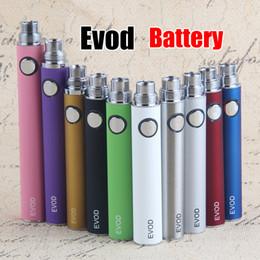 eVod Vape Batterie Ecig eGo-t 1100 mAh Vapor Pen Cigarette électronique pour MT3 Box CE4 Verre Globe Cire Sèche Vaporisateur Vaporisateur kangertech ? partir de fabricateur