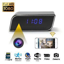 HD 1080 P WiFi caméras de détection de mouvement réveil caméra DVR caméra pour la sécurité à la maison Nanny caméras IP Cam Cam Mini caméra sans fil Prism ? partir de fabricateur