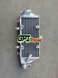 aluminum new radiator Yamaha WR250R WR250X WR25RB 2009-2012 2010 2011 12