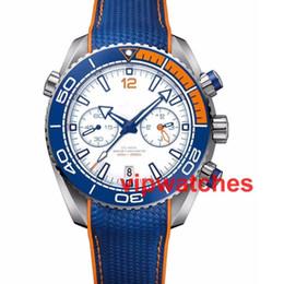 bracelet univers Promotion Top Nouveau Ocean Universe série 600 Montre de luxe avec bracelet en caoutchouc Montres de designer en céramique Montres-bracelets à quartz