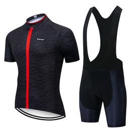 pantalones cortos de carreras de bicicletas jersey Rebajas Ciclismo Jersey ropa triatlón Team Pro Bicicleta ciclo Hombre Racing Bicicleta de montaña Ropa deportiva Shorts de manga corta Set ssan4