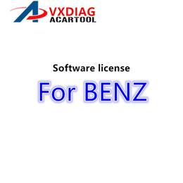 Argentina 2018 VXDIAG Multi Diagnostic Tool Software licencia para benz star c4 c6 para xentry Software Enviar en línea Suministro