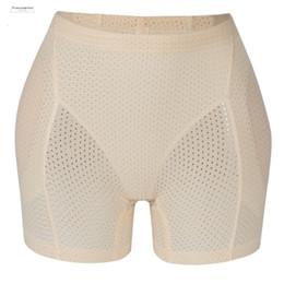 2019 shapewear butt pad Shaper Booty Panty Hip Enhancer Invisible Aufzug Kolben-Heber-Padding Push Up Bottom Boyshorts Sexy Shapewear Panties günstig shapewear butt pad