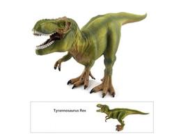 Période Jurassique En Plastique Tyrannosaure Rex Modèle Simulation Dinosaure Jouets Poupées ? partir de fabricateur