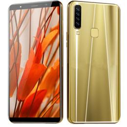 2019 старые фонарики двойная карта A9 + разблокированный смартфон Goophone A9 PLUS 4G LTE 6,2 '' 1 поддельная 4 ГБ оперативной памяти 128 ГБ ПЗУ разблокирована сотовый телефон x81