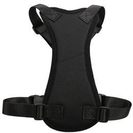 Sangle de poitrine pour chien ceinture moyenne de ceinture de sécurité pour chien Husky Ceinture pour siège de voiture petit chien fournit 6 couleurs ? partir de fabricateur