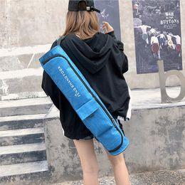 2019 l'imbottitura della cinghia dello zaino Yoga Mat Bag Gym Mat Case Per Momen Pilates Fintess Esercizio Pad Facile Carry Strap Drawstring Yoga Zaino Spalla Danza Sport Borse Yoga sconti l'imbottitura della cinghia dello zaino