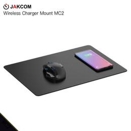 JAKCOM MC2 Mouse Pad Sem Fio Carregador de Venda Quente em Mouse Pads Descansos de Pulso como novos produtos inovadores cicret pulseira telefone dota de