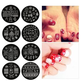 Nailwind Stamping Stamper Scraper Plate With Cap Polish Nail Art Transfer Pure Clear Silicone Stamping Manicure Tool Nails Art & Tools