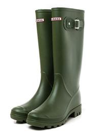 NOUVELLES femmes bottes de pluie à la mode aux genoux bottes de pluie imperméables bottes de pluie imperméables bottes de pluie en caoutchouc chaussures d'eau pluie 31205 ? partir de fabricateur
