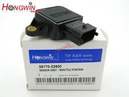 sensores tps Desconto 35170-22600 Sensor de Posição do Acelerador (TPS) Serve para: KIA - -DODGE - SAAB 9600930002, 96009-30002 QUALIDADE DO OEM
