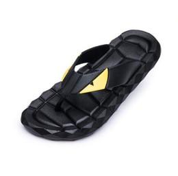 Tragen pantoffeln online-2019 neue sommer freizeit frauen / männer flip-flops verschleißfeste komfortable rautenförmige flip-flops großhandel slipper schuhe