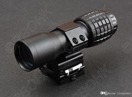 Lunette de visée tactique point rouge 5x Loupe Compacte Viseur tactique avec flanc latéral montage sur rail de pistolet picatinny M8567 ? partir de fabricateur