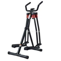 Máquina de torção on-line-Profissional Stepper Stepping Machine Com Corrimão Torção Pernas Finas Perda De Cintura Peso Interior Equipamento de Exercício Em Casa