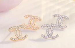 2019 flor de bulbo rosa 2019 hot metal earrings designer de moda para criar brincos de cristal elegante senhoras brincos de marca frete grátis 0723