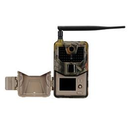 Камера sms mms онлайн-2019 новый 4G MMS охотничья тропа камеры 1080 P передачи видео беспроводной SMS контроля безопасности камеры HC900LTE