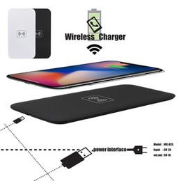 Deutschland 250 satz qi wireless ladegerät sender pad ac ladematte für iphone x 8 plus samsung galaxy s9 s8 s7 s6 edge plus hinweis 8 supplier wireless charger mat qi Versorgung