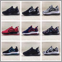 new style 0b8c5 e878d 2019 kinder sneakers nike air max airmax 720 vapormax Kinder 720 Laufschuhe  für Jugendliche Chaussures Jungen