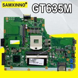 2019 mainboard para laptop K55VJ Placa-mãe GT635M-REV: 2.0 / 2.2 Para ASUS A55V K55V K55VJ laptop Motherboard Mainboard teste ok mainboard para laptop barato