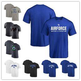 2019 футболка спортивная Custom Air Force Falcons Фанатики Фирменные Проблемные Pick-A-Sport Tri-Blend AC-130 Spooky Патч Футболка Кампус футболка бесплатная доставка дешево футболка спортивная