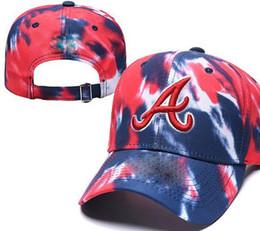 Casquette snapback camp en Ligne-Snapback Braves Caps Un bonnet Logo Strapback bonnet de camp d'entraînement Baseball réglable femmes hommes Snapbacks American City chapeau bonnet Outlet