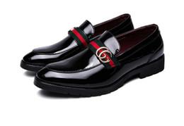 nouvelles chaussures à glissière pour garçons Promotion Nouveaux hommes mocassins à la main confortable Prom Quinceanera broderie chaussures de sport pour hommes chaussures oxford grande taille: US 6.5-US 13 780