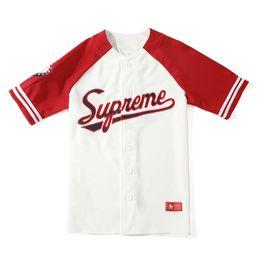 2020 бейсбол стиль футболки женщин Женская хип-хоп американский стиль Сыпучие Вышитые Baseball рубашка Повседневная мода Письмо печати Дизайн футболки 2 цвета дешево бейсбол стиль футболки женщин
