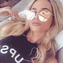 Tendencias de productos calientes online-VIVIBEE Trending los productos 2018 mujeres del ojo de gato gafas de sol grandes de la venta caliente diseñador Gafas de sol UV400 de la manera de Sombras