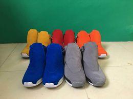 2020 calçados tamanho 18 homens De alta qualidade barato cinza azul homens brancos tênis de basquete esportes 18s sapatilhas 18 XVIII tamanho exterior 7-12