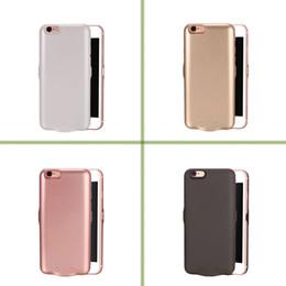 2019 iphone batterie schutzhülle Art und Weise neuer neuer Akku-schützender Unterstützungsfall für IPhone 6 IPhone 6S günstig iphone batterie schutzhülle