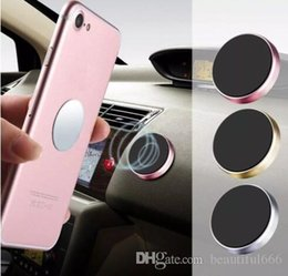 Nuevo Universal En el Coche Tablero magnético Teléfono Celular GPS PDA Soporte Holder soporte de la herramienta Accesorios de Coche Actualizaciones de Teléfono Gadgets desde fabricantes