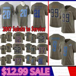 94e7951cf China Los Angeles Chargers Jersey 99 Joey Bosa 2017 Salute to Service  Detroit Lions 9 Matthew