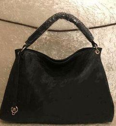 фарфор и Скидка Большой высокое качество искусственная кожа женщины ARTSY жесткий сумка Сумка торговый пакет мода классический клатч сумки сумки Сумки M40249 M41249