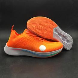 caixas de mosca de espuma Desconto 2018 com caixa orange zoom fly mercurial das mulheres dos homens nova copa do mundo correndo sapatilhas sapatos pretos designer marca de espuma calçados esportivos
